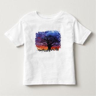 African baobab tree, Adansonia digitata, 2 Toddler T-shirt