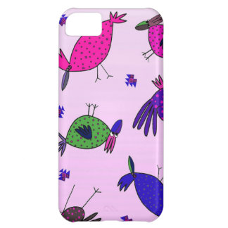 African birds iPhone 5C cover