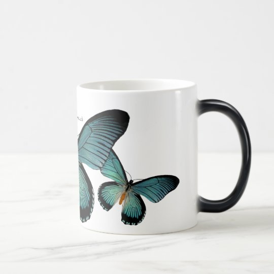 African Birdwing Butterfly Magic Mug