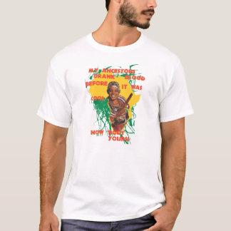 African Blood Drinker T-Shirt