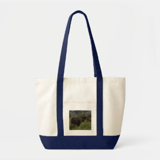 African Buffalo Impulse Tote Bag