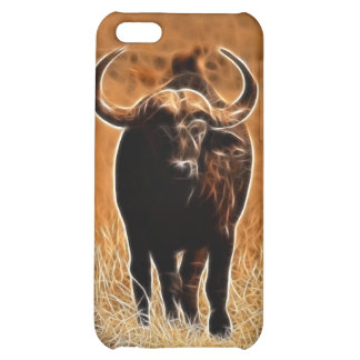 African Buffalo iPhone 5C Covers