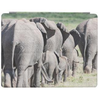 African Bush Elephant (Loxodonta Africana) 4 iPad Cover