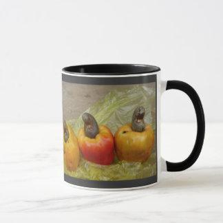 African Cashew Nut Fruit Mug