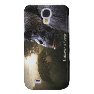 African Chimpanzee Endangered Animal iPhone 3 Case