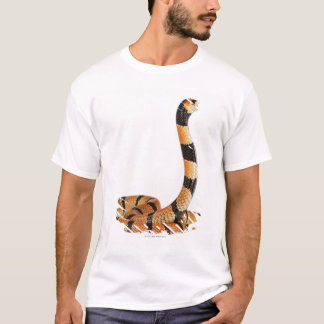 African coral snake (Aspidelaps lubricus) T-Shirt