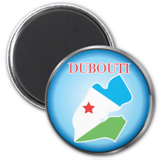 African country buttons 2 inch round magnet