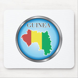African country buttons mouse pad