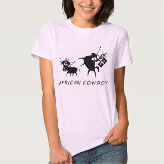African Cowboy T Shirt