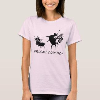 African Cowboy T-Shirt