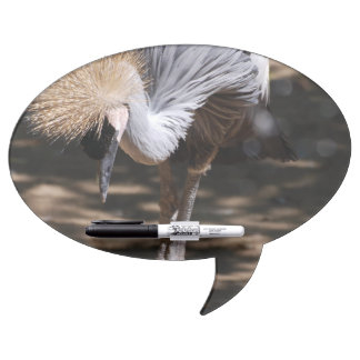 African Crowned Crane Dry Erase Boards