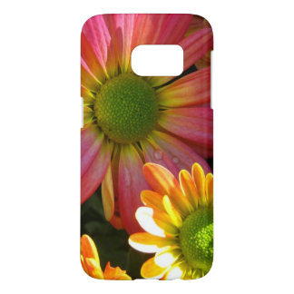 African Daisies BarelyThere Samsung Galaxy s7 Case
