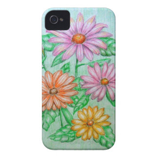 African Daisies iPhone 4 Cover