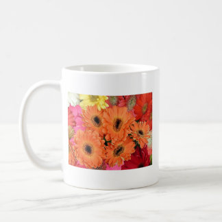 "African Daisies ""Riot on Broadway"" Coffee Mug"