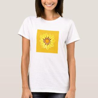 African Daisy / Gazania - Mustard Gold T-Shirt