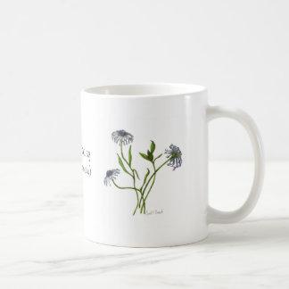 African Daisy (Osteospermum) Mug