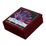 African Daisy Rose Wedding Gift Box
