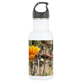 African Daisy Stainless Steel Water Bottle