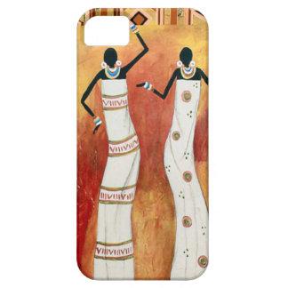 African dance iPhone SE/5/5s case