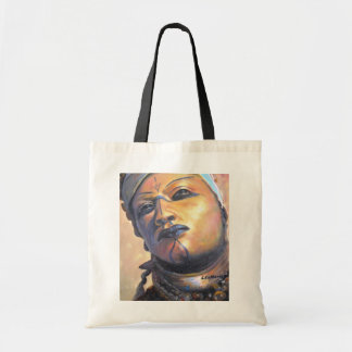 African dancer - by LEOMARIANO artist Tote Bag