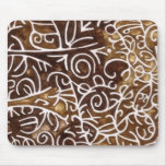 African Deco Mousepad