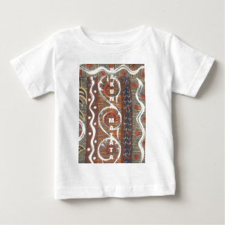 African Decorative Art Customize Product Baby T-Shirt