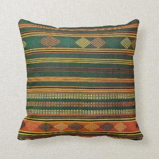 African Design #10 @ Stylnic Throw Pillow