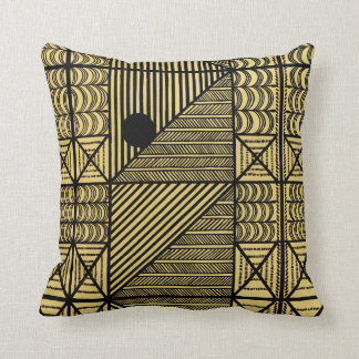 African Design #12 @ Stylnic Throw Pillow