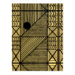 African Design #12 @ Stylnic Postcard