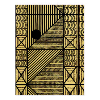 African Design #12 @ Stylnic Postcard