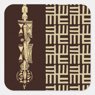 African Design #1 @ Stylnic Sticker