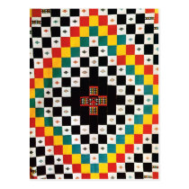 African Design #2 @ Stylnic Postcard