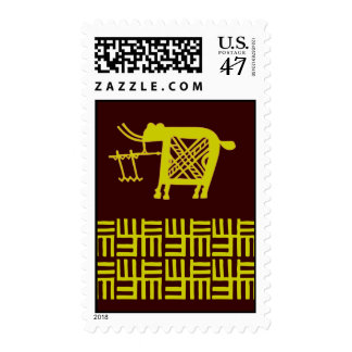 African Design #7 @ Stylnic Postage