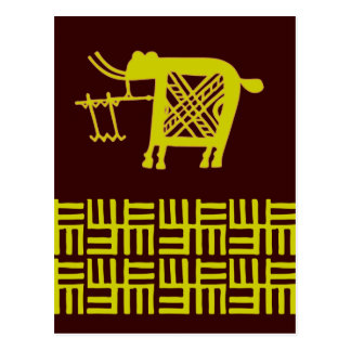 African Design #7 @ Stylnic Postcard