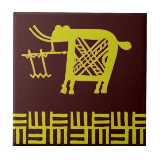 African Design 7 Stylnic Ceramic Tile