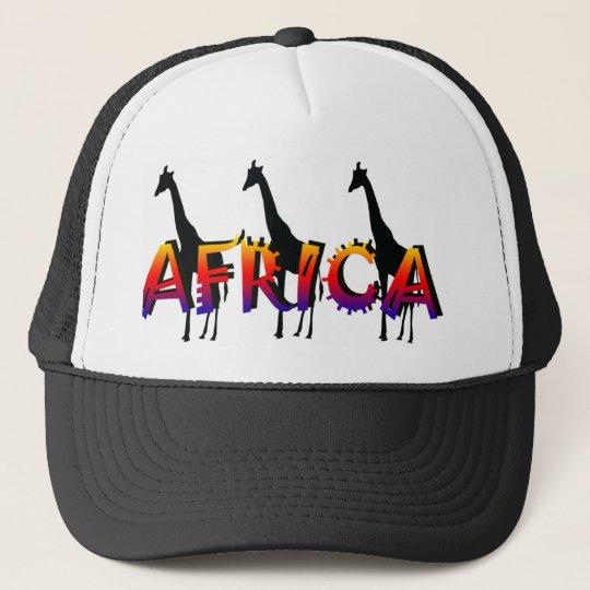 African design wildlife safari hats