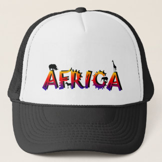 African design wildlife safari hats