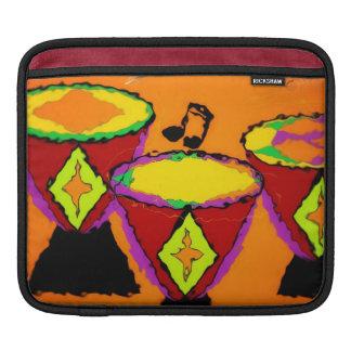 African Drums iPad Sleeve