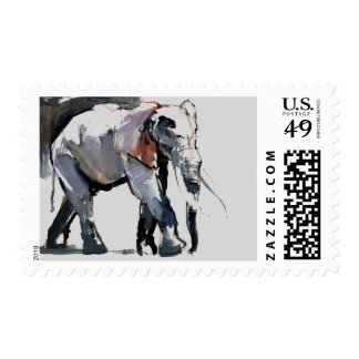 African Elephant 2012 Postage Stamps
