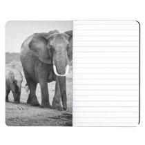 African Elephant & Calves   Kenya, Africa Journal