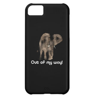 African Elephant Case For iPhone 5C