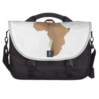 African Elephant Commuter Bags