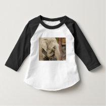 African Elephant Digital Art Toddler T-Shirt