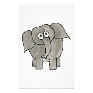 African Elephant. Flyer