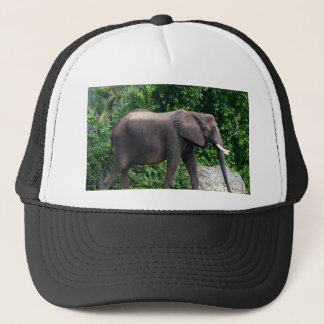 African Elephant Gifts Trucker Hat