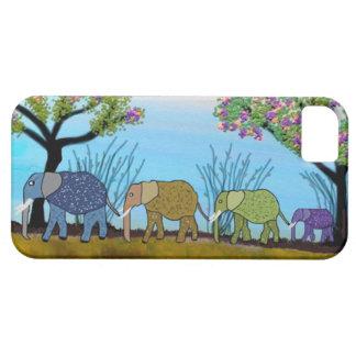 African Elephant Habitat IPhone Case