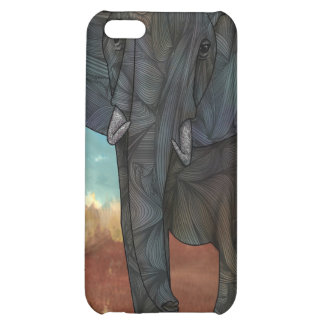 African Elephant iPhone 4/4s Speck Case Cover For iPhone 5C