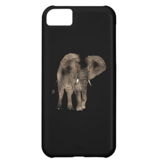 African Elephant iPhone 5C Cover