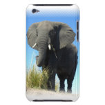 African Elephant iTouch Case Barely There iPod Covers