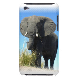 African Elephant iTouch Case Case-Mate iPod Touch Case